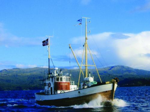 Foto av fiskefartøyet BLOMØY