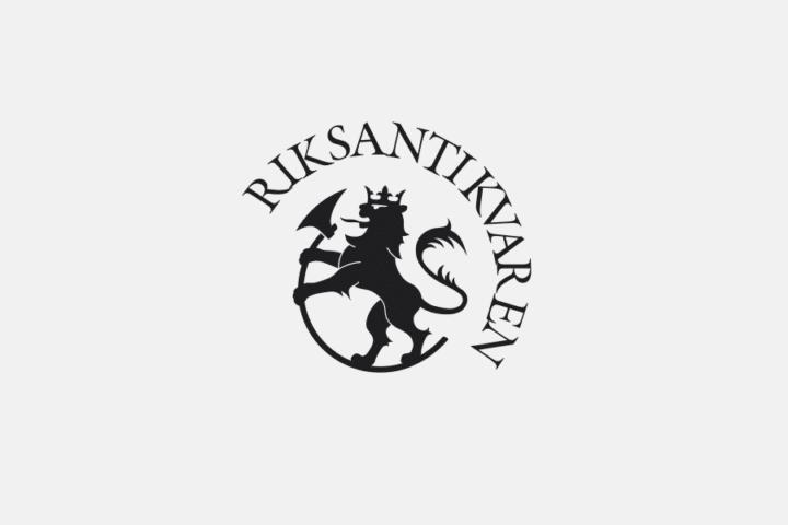 Logoen til Riksantikvaren