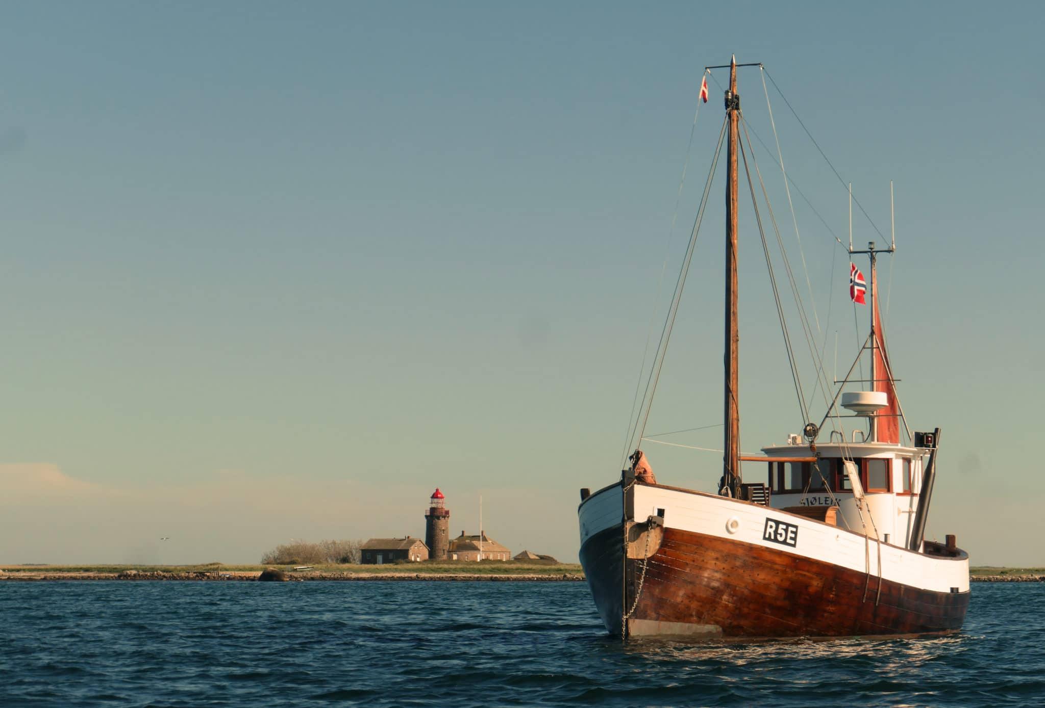 Bilde av fiskefartøyet SJØLEIK