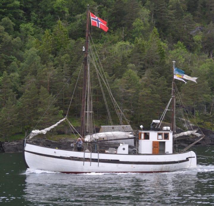 Bilde av fartøyet SELMA